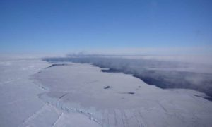 Giant hole reopens in Antarctic ice for the first time in 40