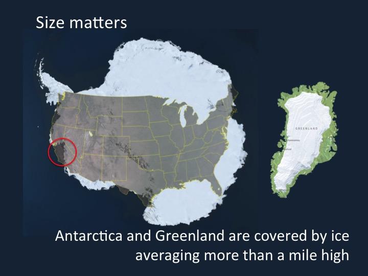 Gl Antarctic Map V Us W Pig Circled John Englander Sea Level - Us-sea-level-map